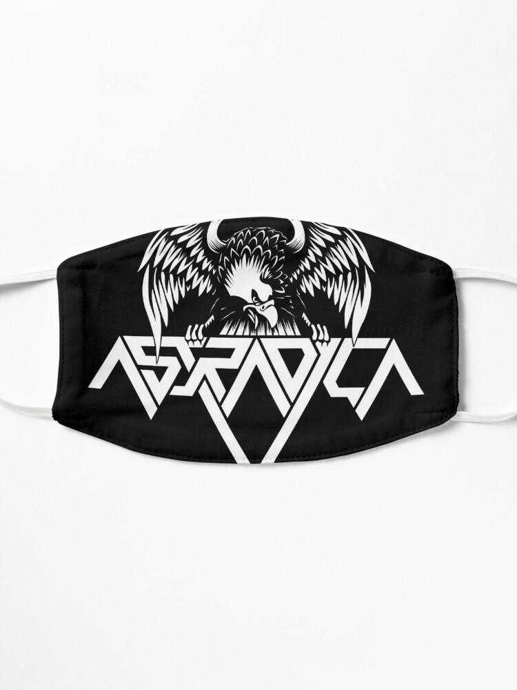Alternate view of Astradica logo Mask