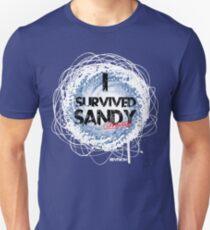 I SURVIVED SANDY TEE :D Unisex T-Shirt