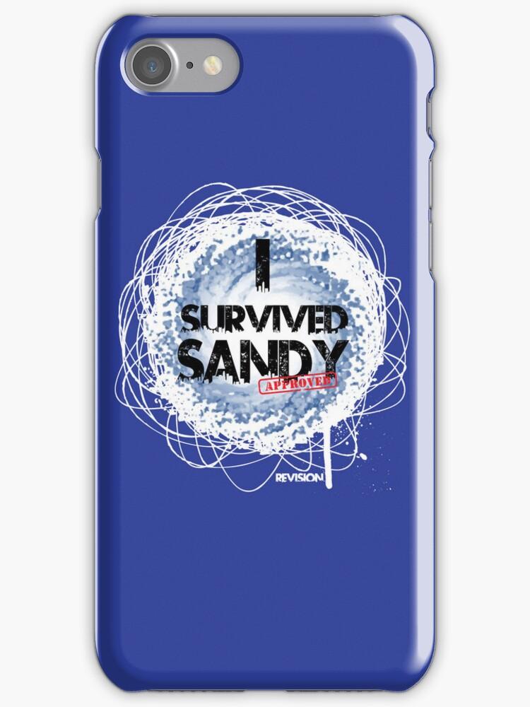 I SURVIVED SANDY TEE :D by Melanie Andujar