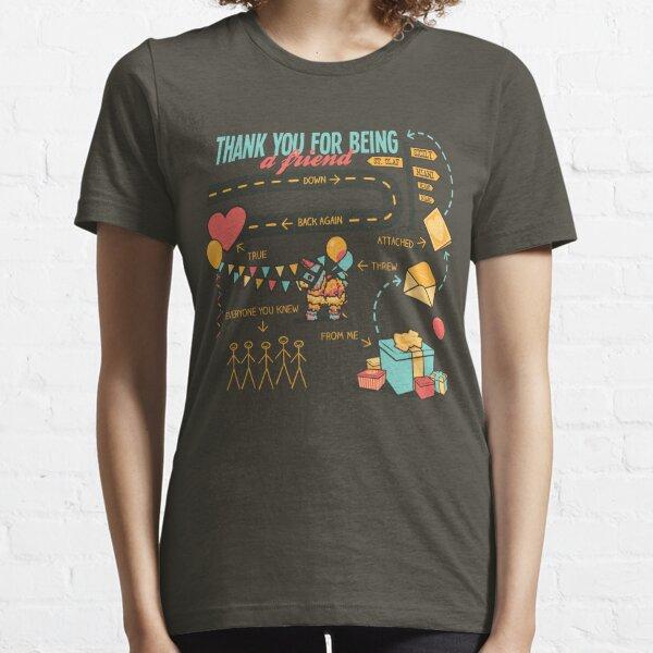 Pals and Confidants Essential T-Shirt