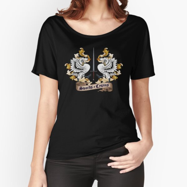 The Regal Swan Relaxed Fit T-Shirt