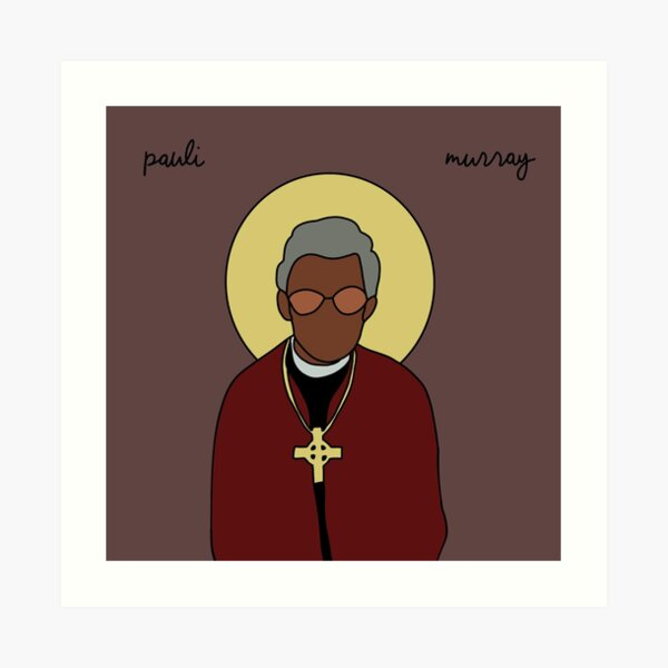 Saint Pauli Murray Art Print