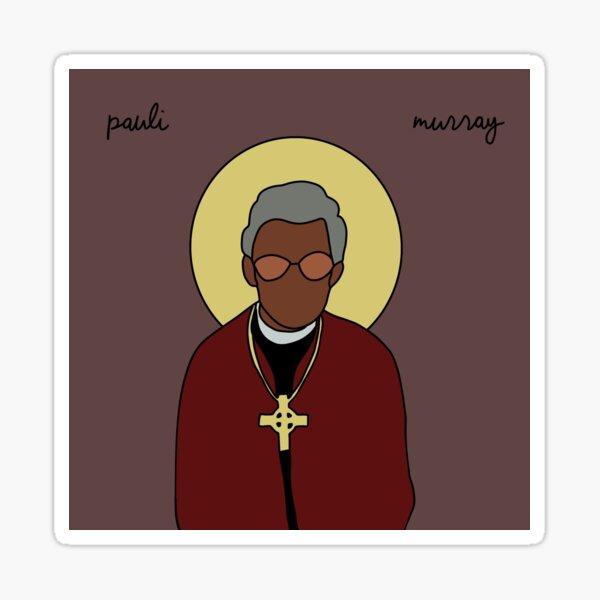 Saint Pauli Murray Sticker