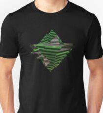 Pyriamids floating  Unisex T-Shirt