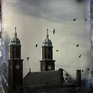 City Steeples by gothicolors