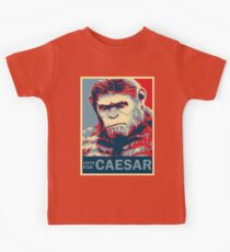 VOTE FOR CAESAR Kids Clothes