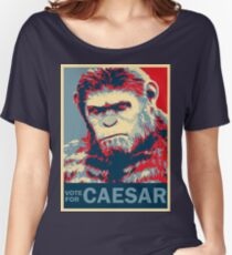 VOTE FOR CAESAR Women's Relaxed Fit T-Shirt