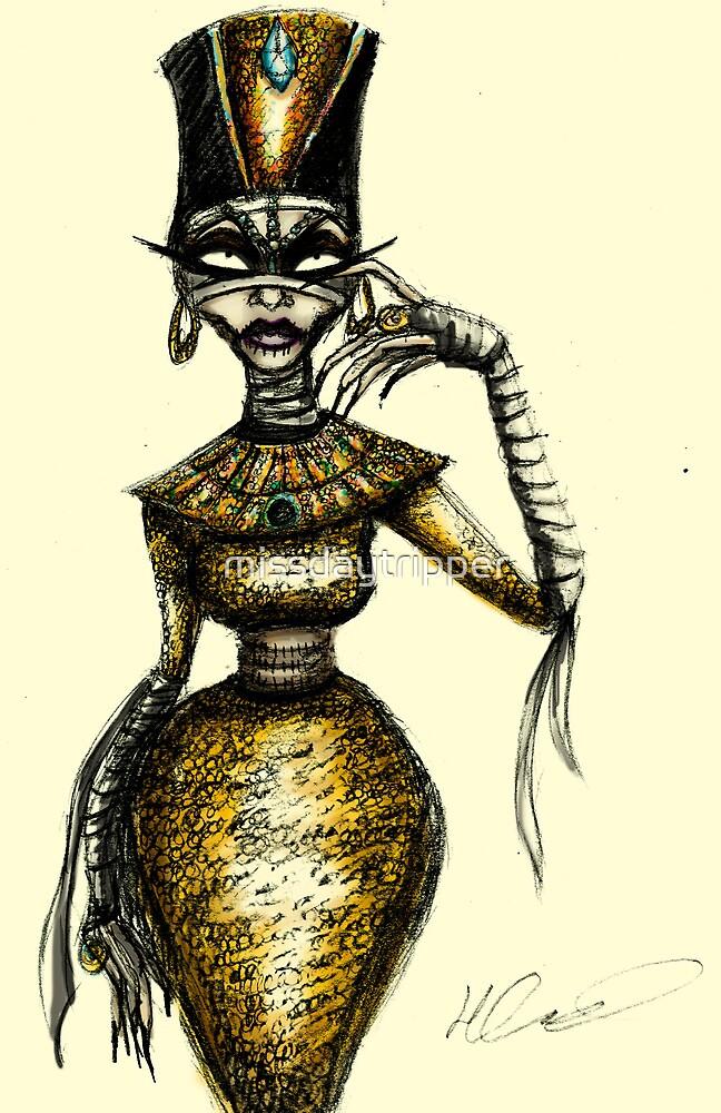 Queen Tut by missdaytripper