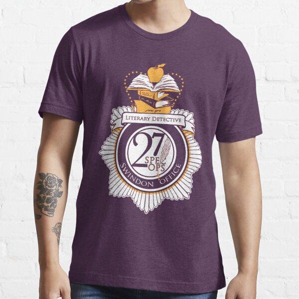 Literary Detective Essential T-Shirt