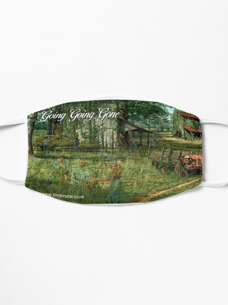 Alternate view of Going Going Gone Mug Mask