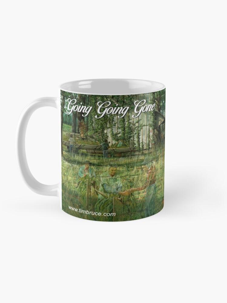 Alternate view of Going Going Gone Mug Mug