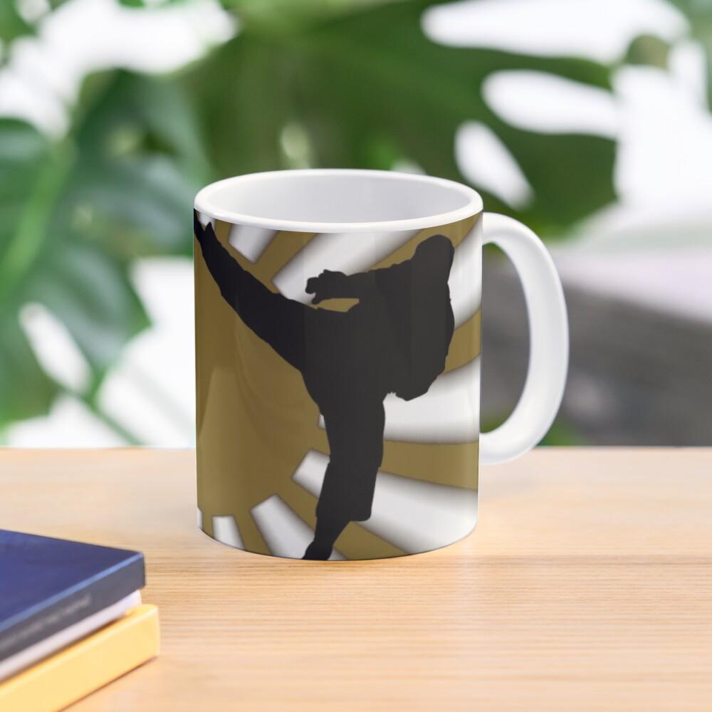 KARATE MAWASHI-GERI 2 Mug