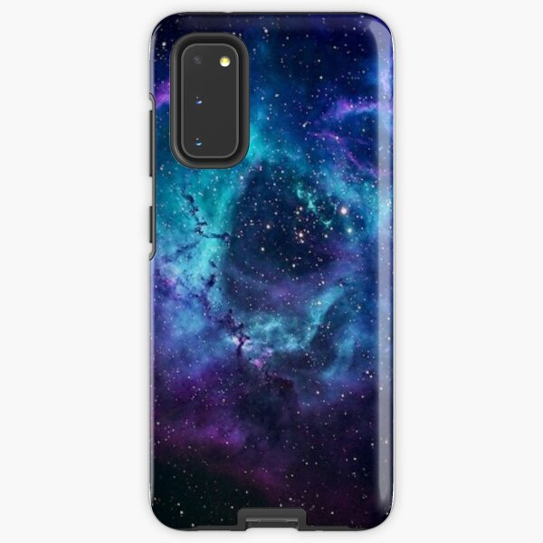 Blue Galaxy Samsung Galaxy Tough Case