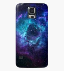 Blue Galaxy Case/Skin for Samsung Galaxy