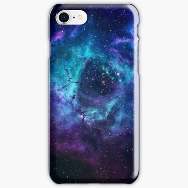 Blue Galaxy iPhone Snap Case