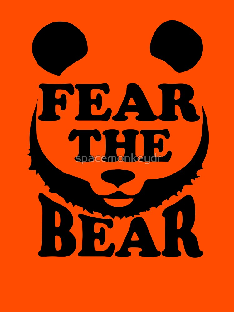 Fear the Bear- SF Giants  | Unisex T-Shirt