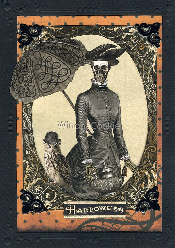 Spooky Tea by WinonaCookie
