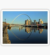 Double Tyne Sticker