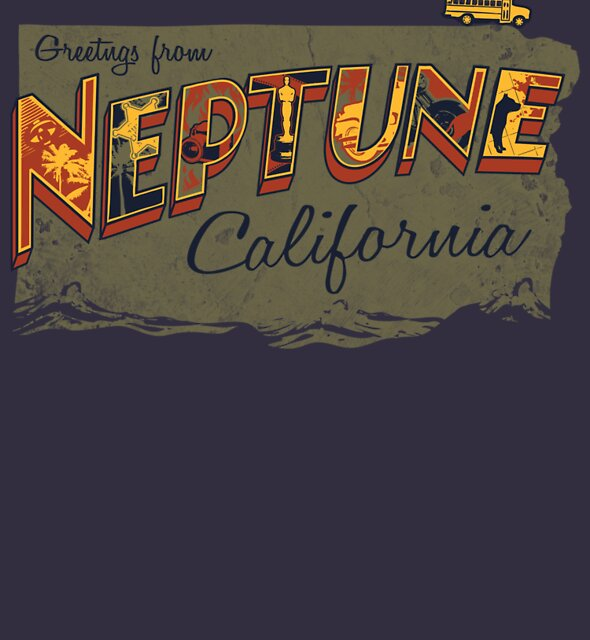 Greetings from Neptune by OneShoeOff