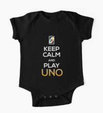 Keep Calm and Play Uno! One Piece - Short Sleeve