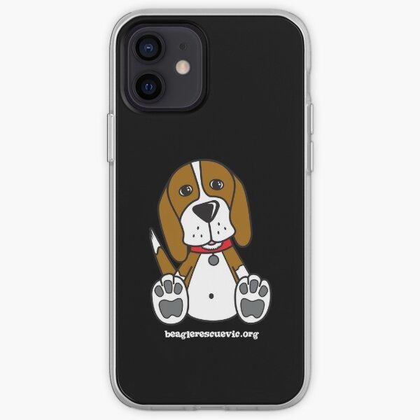 Beagle Rescue Victoria Merch! iPhone Soft Case