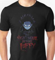 Nightmare Before Luffy T-Shirt