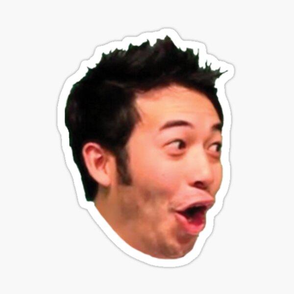 PogChamp Twitch Emote  Sticker