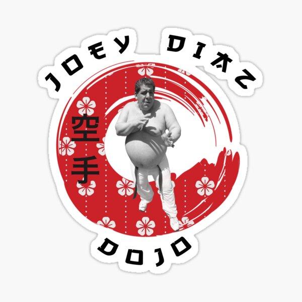 Joey Coco Diaz Karate Dojo  Sticker