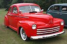 1948 Ford by AuntDot