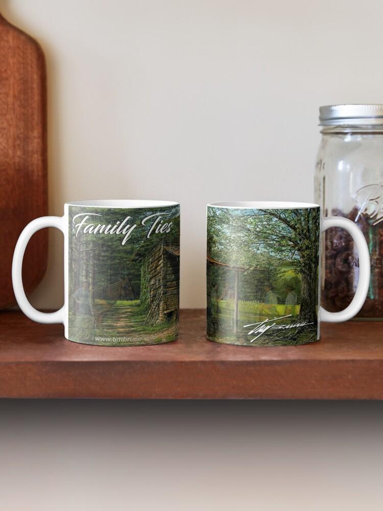 Alternate view of Family Ties Mug Mug