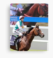 Frankel On Stage and Screen  Canvas Print