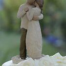 Bride and Groom 1 by James Stevens