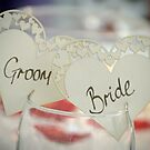 Bride and Groom 2 by James Stevens