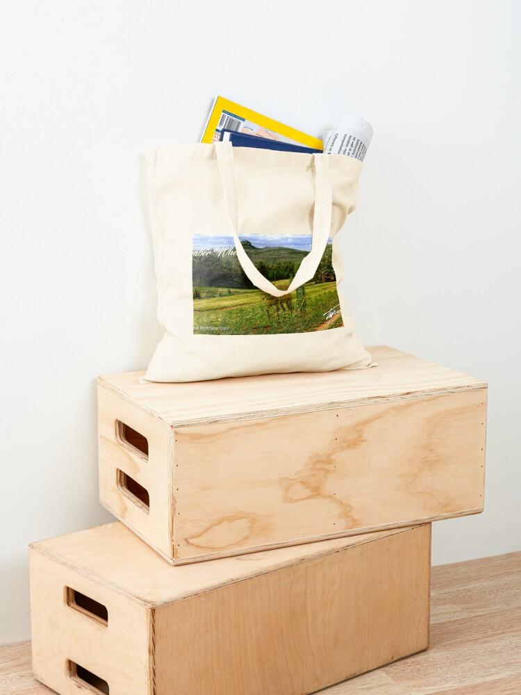Alternate view of Remember When Mug Tote Bag