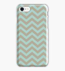 Bold Chevron Pattern 5 iPhone Case/Skin