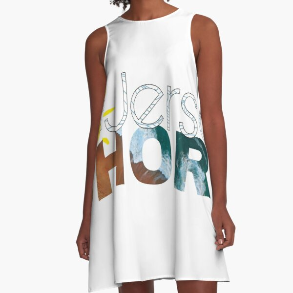 Take me to the Jersey Shore A-Line Dress