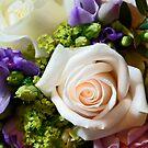 Vintage Rose by James Stevens