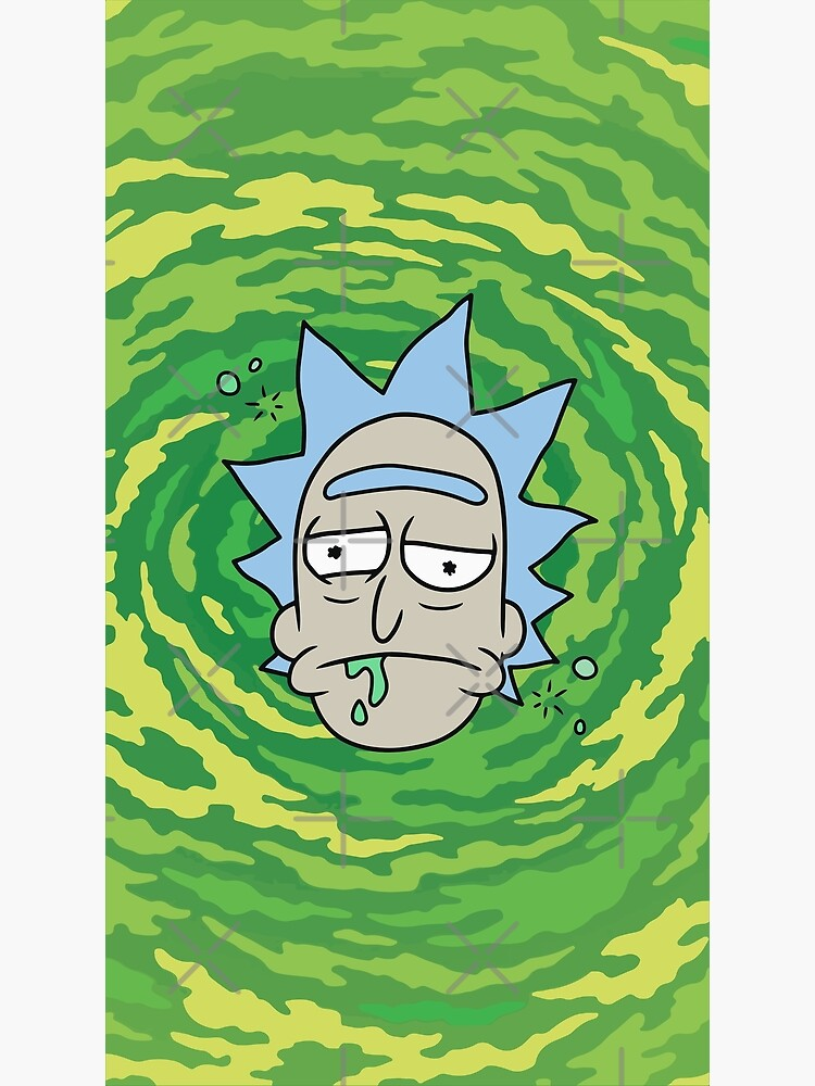 Sick Rick by MOREbyJP