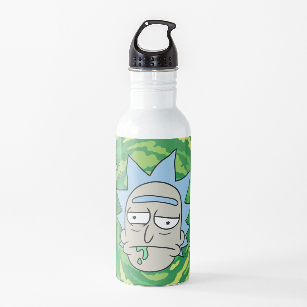 Sick Rick Water Bottle