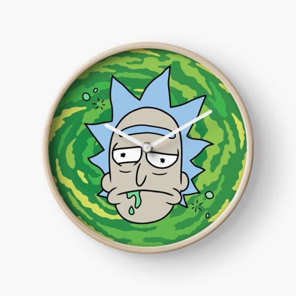 Sick Rick Clock