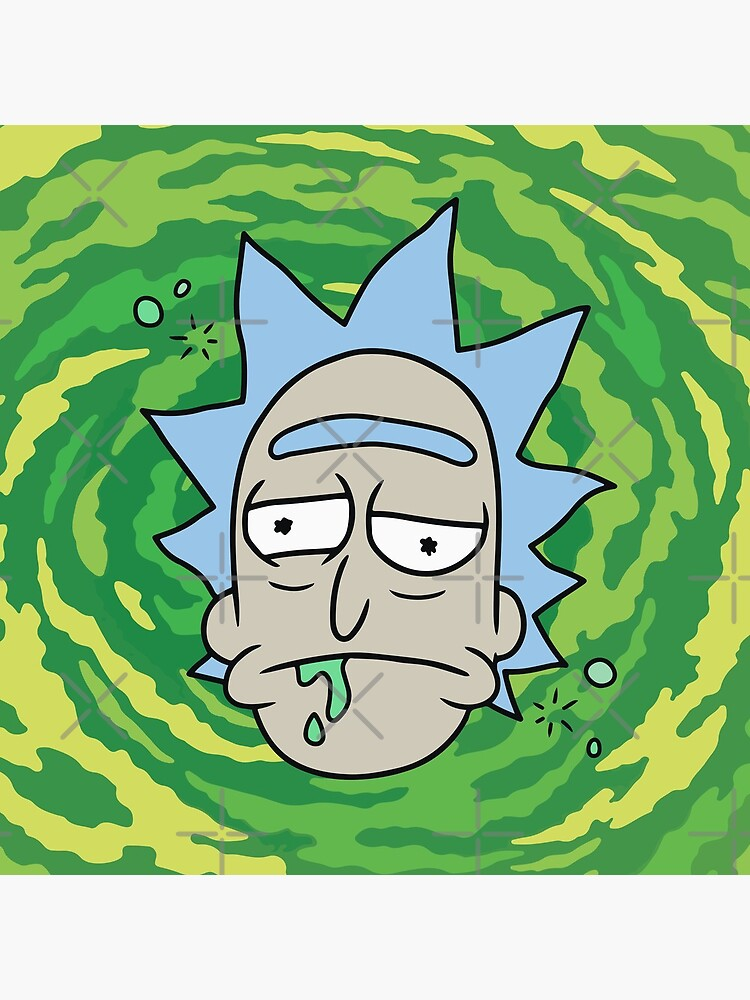 Sick Rick by MOREbyJP