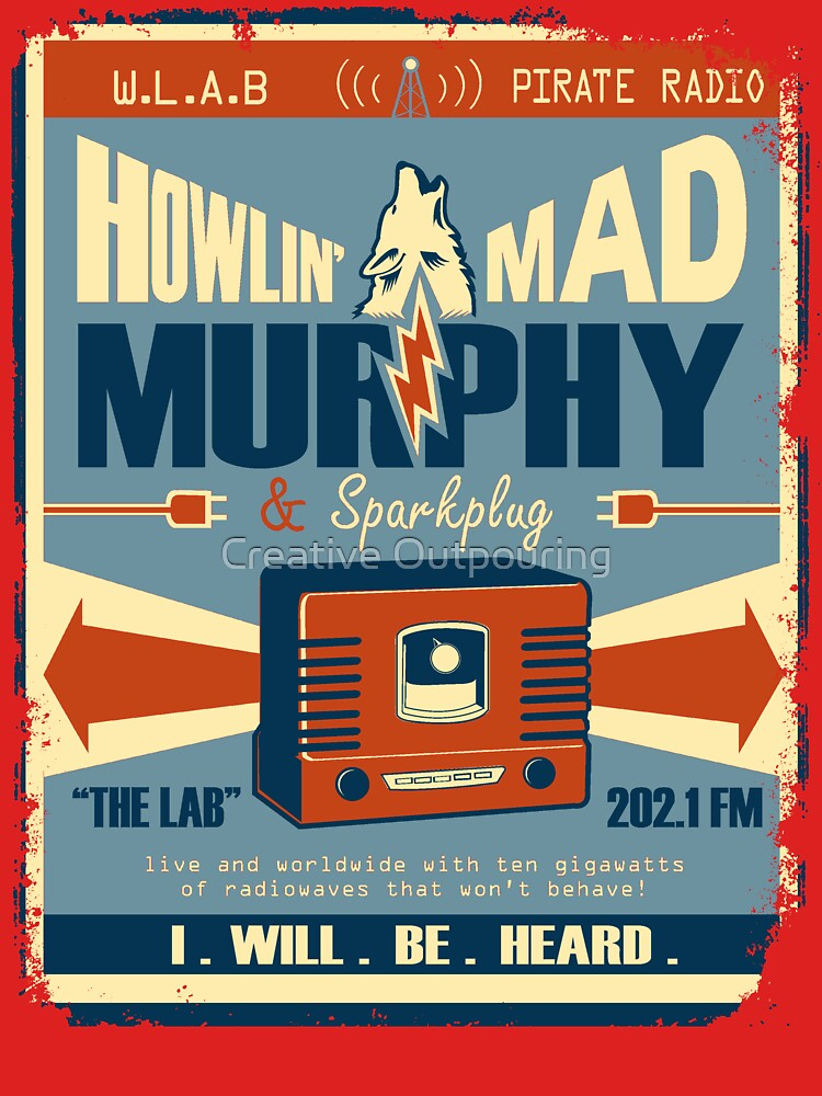Howlin Mad Murphy's   Women's T-Shirt