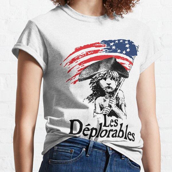 Les Deplorables Classic T-Shirt