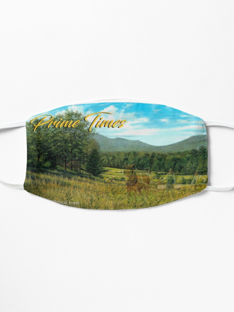 Alternate view of Prime Times Mug Mask