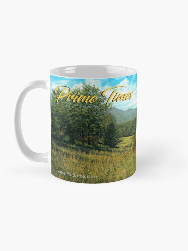 Alternate view of Prime Times Mug Mug