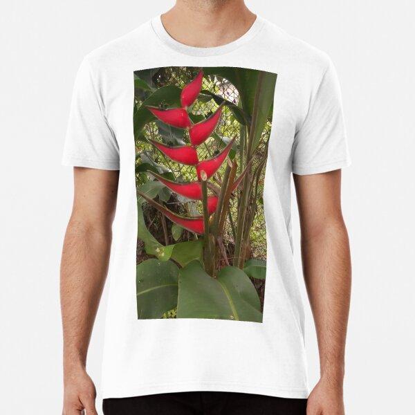 Tropical Flover from Tropical Garden Premium T-Shirt