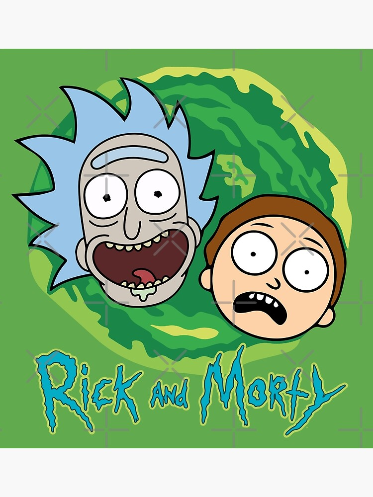 Rick and Morty Portal by MOREbyJP