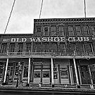 Old Washoe Club  by Brenton Cooper
