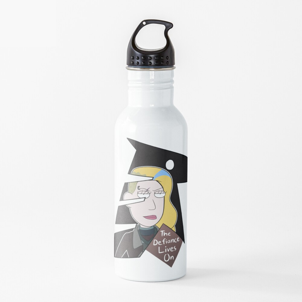 Rick and Morty | Beth Water Bottle