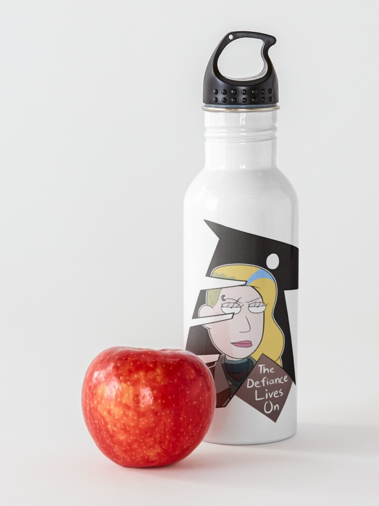 Alternate view of Rick and Morty | Beth Water Bottle